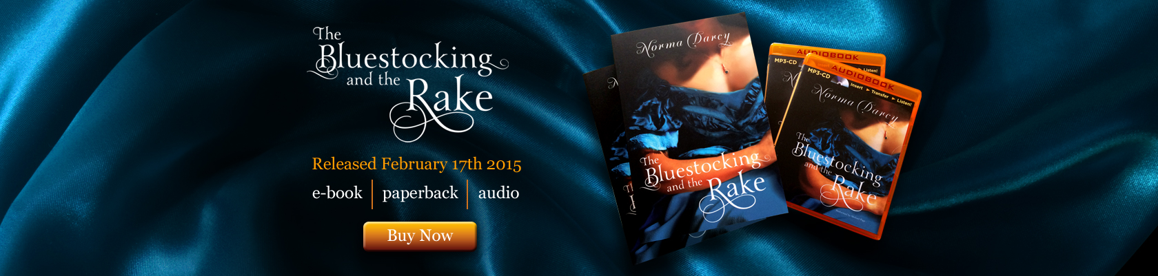 "Buy ""The Bluestocking and the Rake"""
